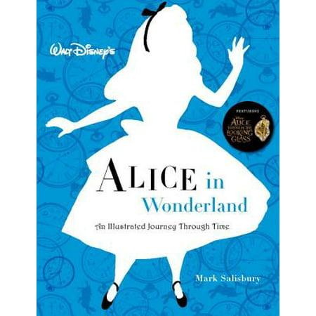 Walt Disneys Alice in Wonderland: An Illustrated Journey Through Time - Disney Alice In Wonderland Characters