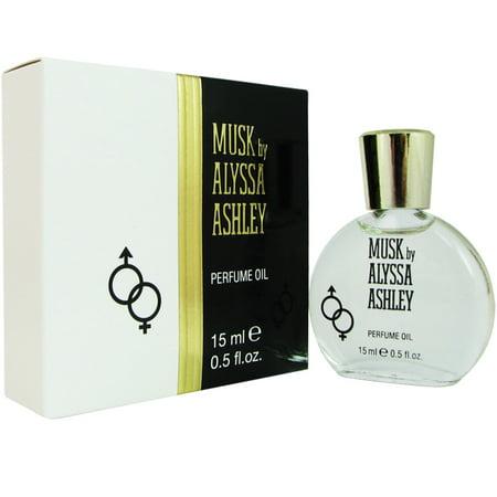 Image of Musk by Alyssa Ashley 0.5 oz 15 ml Perfume Oil