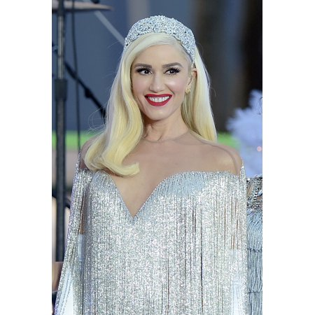 Gwen Stefani Out And About For Gwen Stefani Tapes A Performance Of White Christmas For The MacyS Thanksgiving Day Parade Bryant Park New York Ny November 21 2017 Photo By Kristin CallahanEverett Colle - Parade New York Halloween 2017