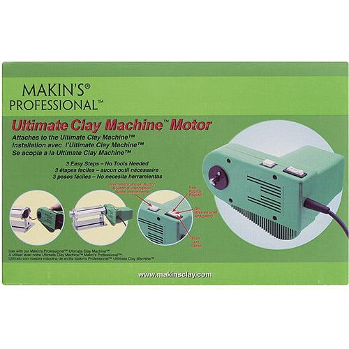 Makin's The Ultimate Clay Machine Motor