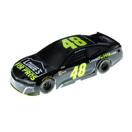 NASCAR Authentics 2018 Jimmie Johnson #48 LOWE'S 1:24 Scale Lionel Racing Die-cast (Kasey Kahne Nascar Auto Racing)