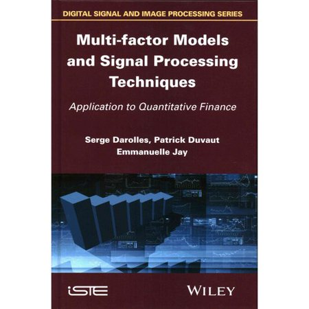 Multi-Factor Models and Signal Processing Techniques: Application to Quantitative Finance