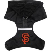 Pets First MLB San Francisco Giants Pet Harness with Hood, Small
