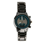 Batman Black Stainless Steel Watch