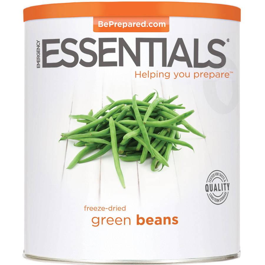 Emergency Essentials Freeze-Dried Green Beans, 5 oz by Emergency Essentials