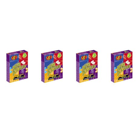 Jelly Belly Bean Boozled Beans 4-Pack](Boozled Jelly Beans)
