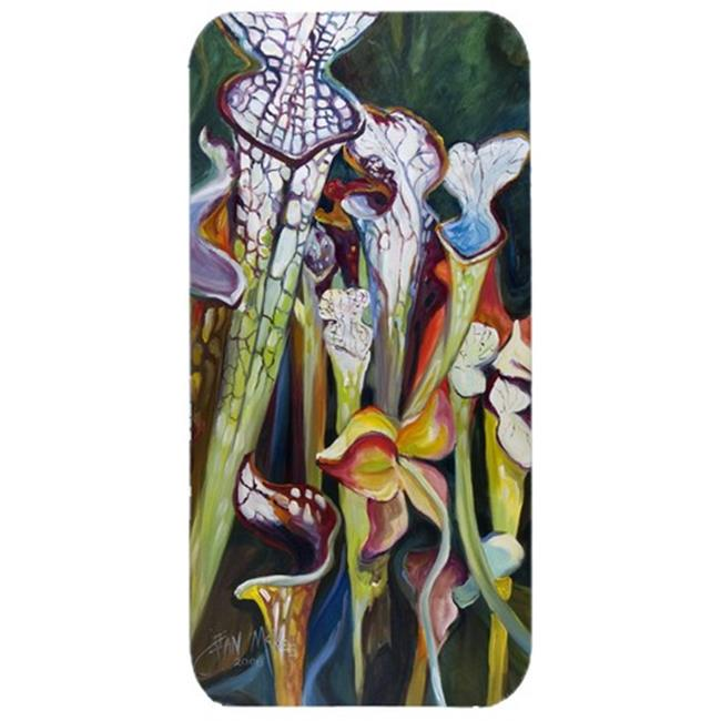 Carolines Pitcher Plant Kitchen or Bath Mat Runner 58x28 ...