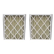 Crucial Carrier Pleated Furnace Air Filter (Set of 2)