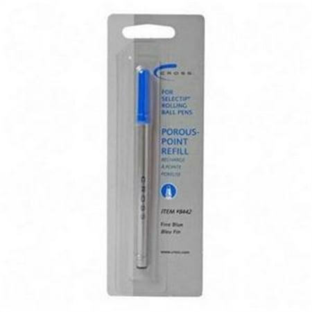 Cross Selectip Document Marker (Cross Selectip Porous Point Pen Refill 8442 )