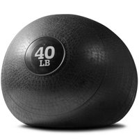 Titan Fitness 40 lb Weighted Slam Spike Ball