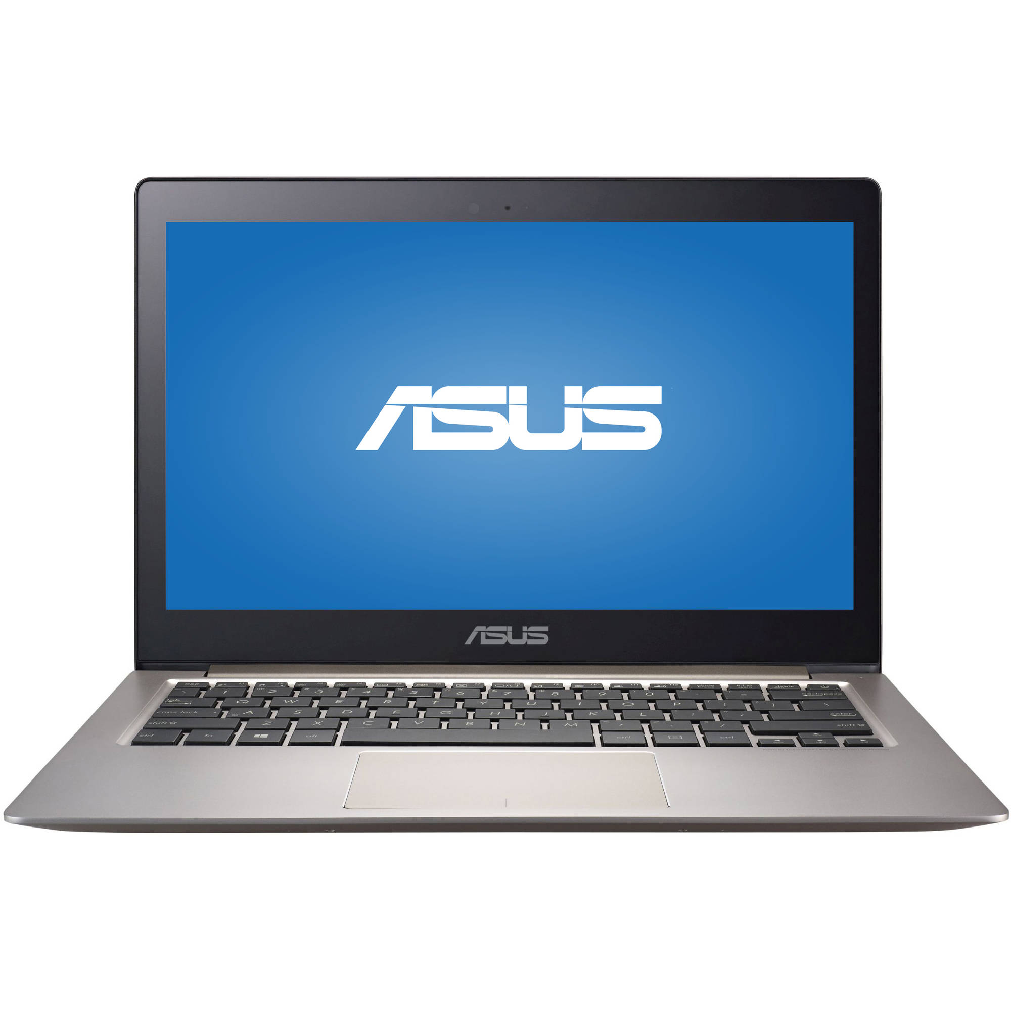 "ASUS Smokey Brown 13.3"" UX303UA-DH51T Zenbook Laptop PC with Intel Core i5-6200U Processor, 8GB Memory, 256GB SSD and Windows 10"