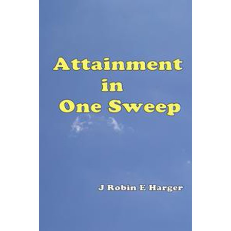 - Attainment in One Sweep - eBook