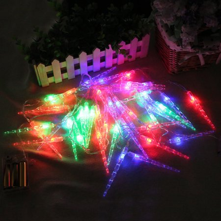 Td5 Lights (Window Curtain Lights String Lamp House Party Decor Striking With 20 LED Beads)