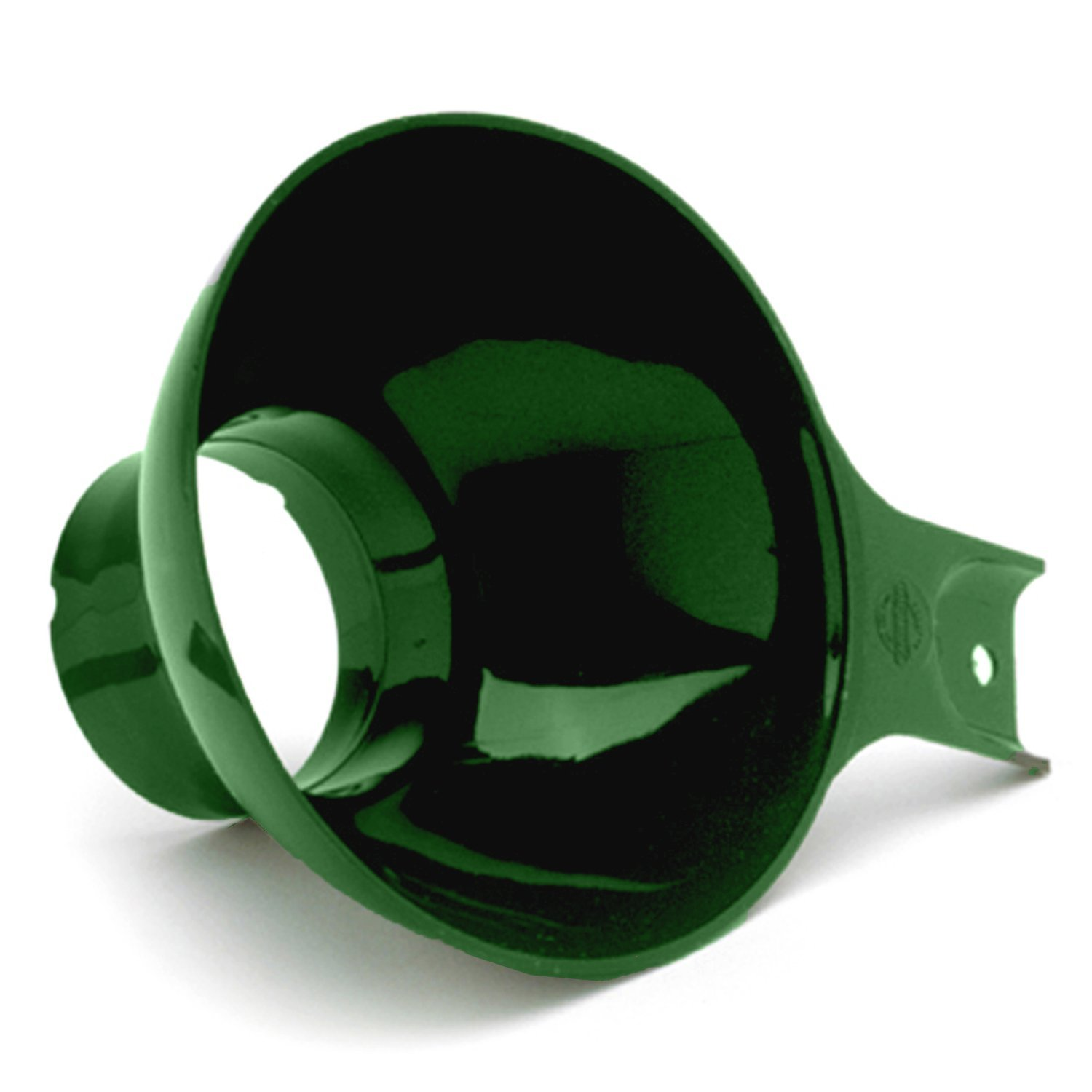 Norpro Canning Wide Mouth Plastic Funnel Green 4.75in//12cm