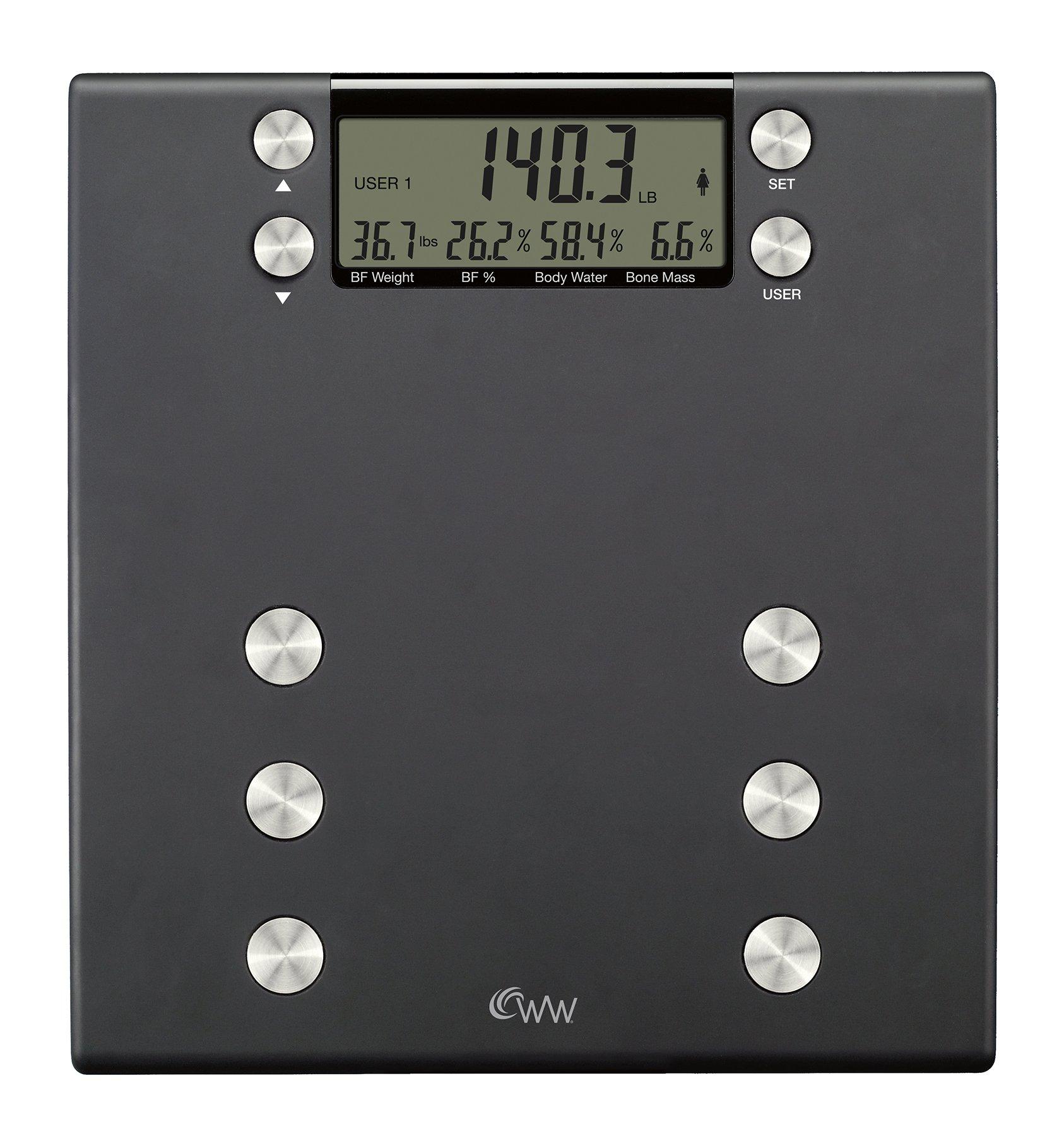 Conair WW54 ww54- Weight Watchers Body Analysis Scale