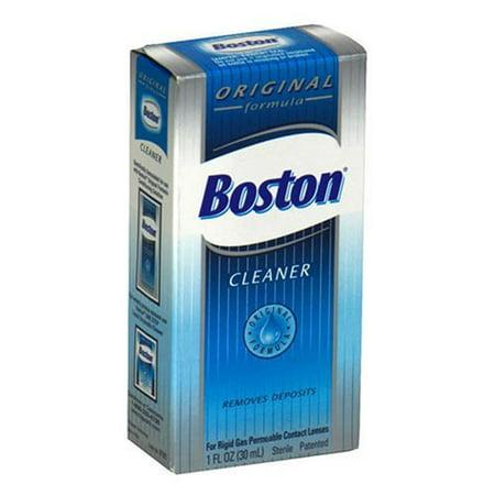 Boston Cleaner for Rigid Gas Permeable Contact Lenses, Original Formula, 1oz ...