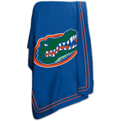 "Logo Chair NCAA Florida 50"" x 60"" Classic Fleece Throw"