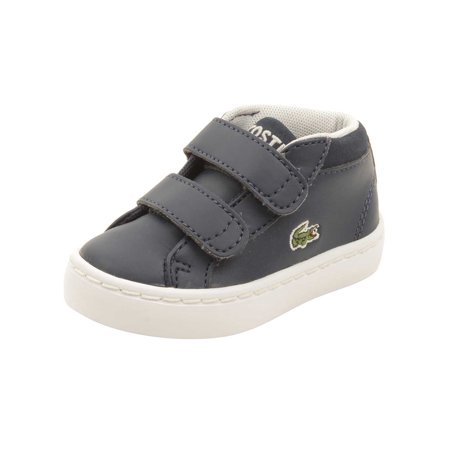 b64072e2bacdd3 Lacoste Infant Straightset Chukka 316 Sneakers in Navy