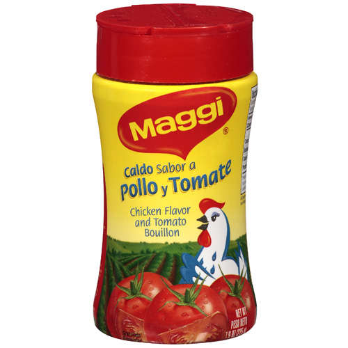 Maggi: Bouillon Chicken & Tomato Flavored, 7.9 Oz