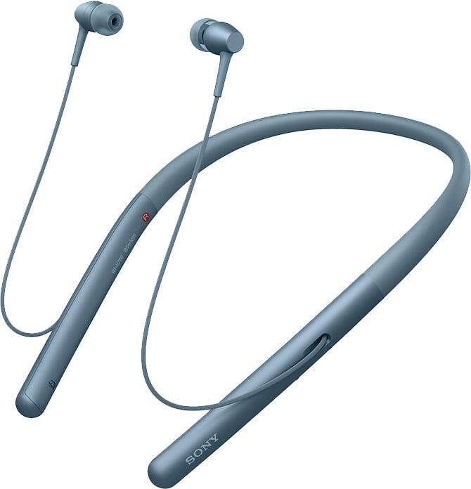 Sony WIH700 h.ear in 2 Wireless Headphones (Moonlit Blue)