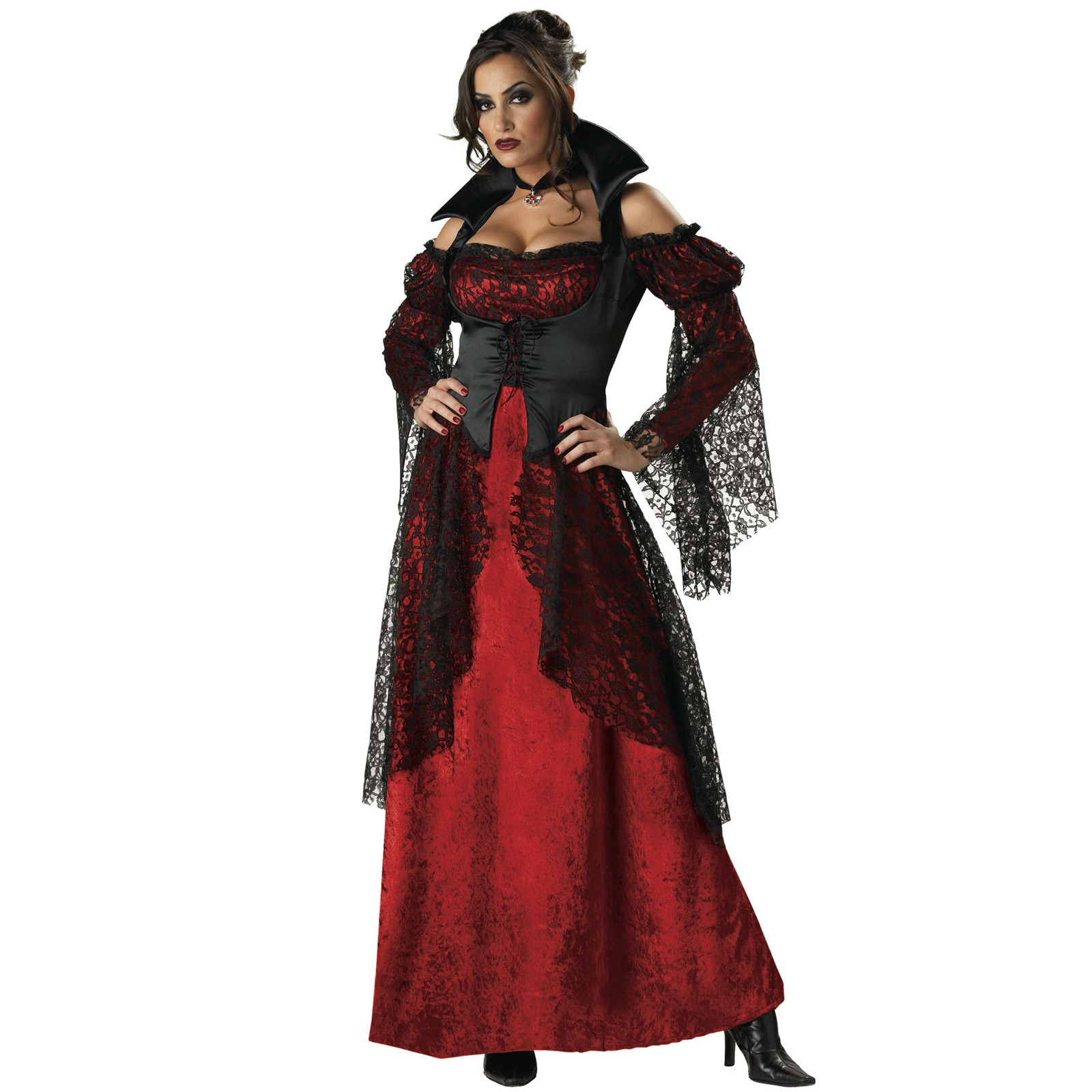Vampiress Adult Halloween Costume