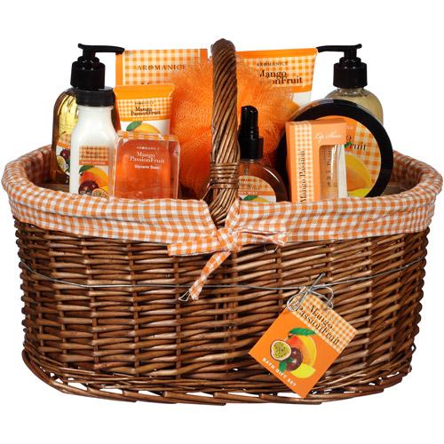 Aromanice Bath Gift Set, 11 pc