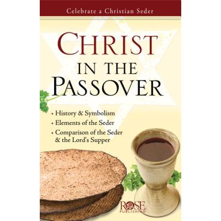 Christ in the Passover Pamphlet : Celebrate a Christian Seder](Christian Ideas To Celebrate Halloween)