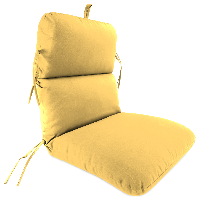 Jordan Manufacturing Outdoor Patio Deluxe Chair Cushion