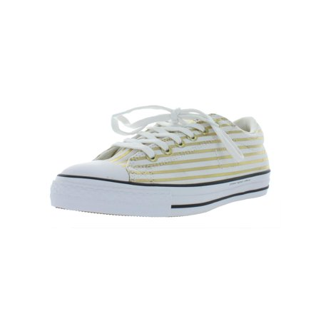 Converse Mens CTS OX Metallic Low Top Skate Shoes