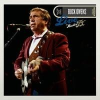 Buck Owens - Live From Austin Tx - Vinyl