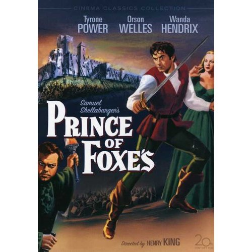 Prince Of Foxes (1949) (Full Frame)