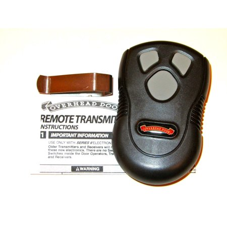 Overhead Door Garage Door Remote CodeDodger OCDFTD-3 with Flashlight