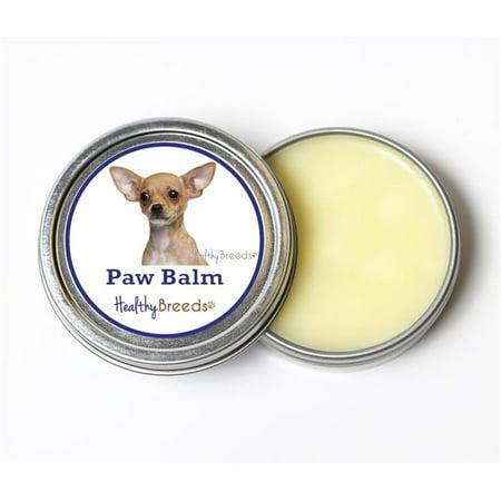 - Healthy Breeds 840235192688 2 oz Chihuahua Dog Paw Balm