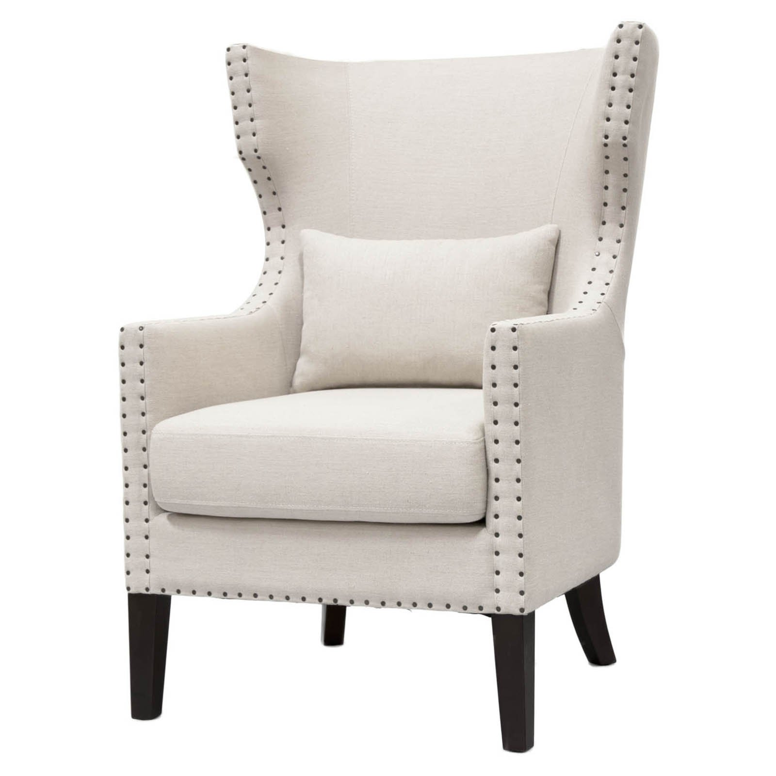 Orient Express Furniture Berkley Wingback Accent Chair