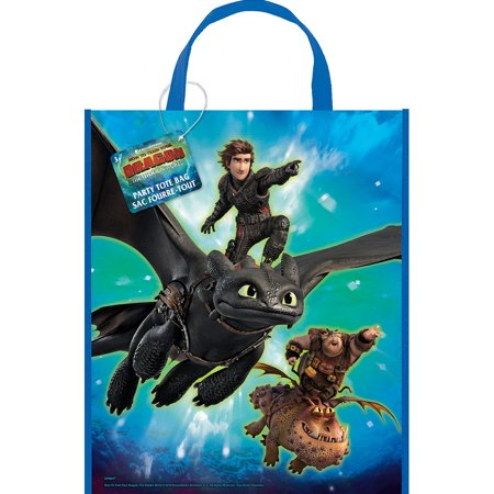 How to Train Your Dragon: The Hidden World - Party Tote Bag](Wholesale Totes)
