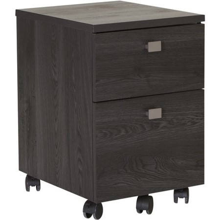 South Shore Interface 2-Drawer Mobile File Cabinet, Multiple Finishes