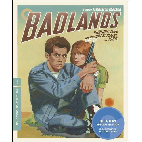 Badlands (Criterion Collection) (Blu-ray) (Widescreen)
