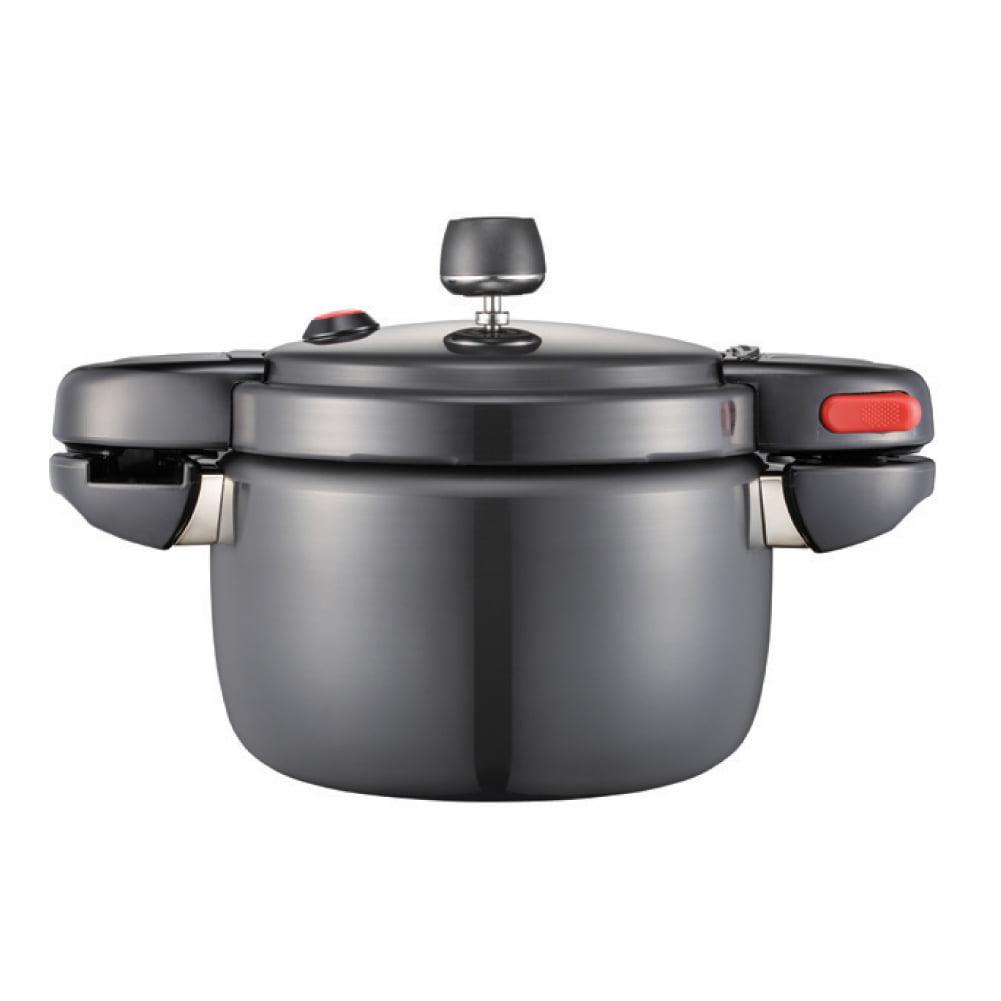 PN Poong Nyun New Black Pearl Pressure Cooker 2.5L / 2.6qt / 4 Cups PSPC-18