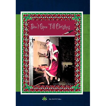 Don't Open Till Christmas (DVD) ()
