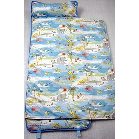 Soho Nap Mat Jungle And The Sea Walmart Com