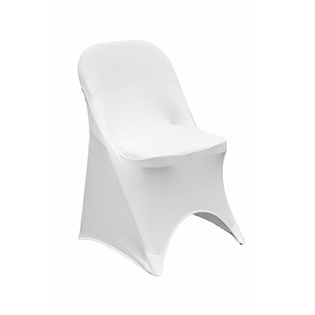 Folding Spandex Chair Cover Fits Metal Or Samsonite