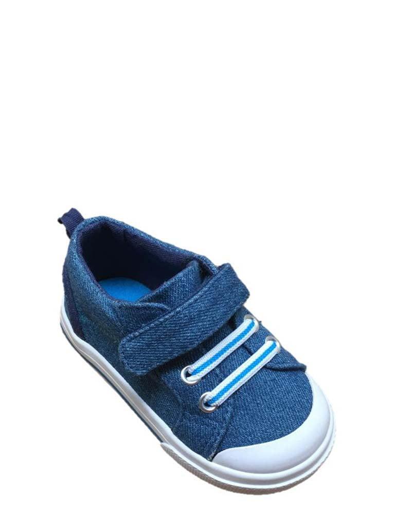 Garanimals Baby Boys' Casual Cap Toe Shoe