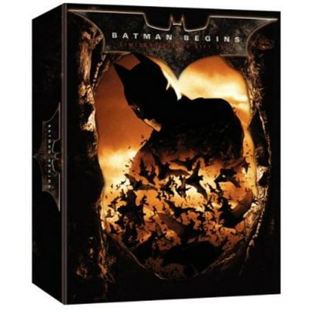 Batman Begins - Limited Edition Giftset [DVD]