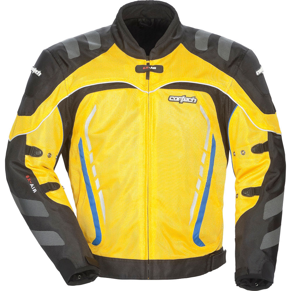 Cortech GX Sport Air Series 3 Textile Jacket Yellow