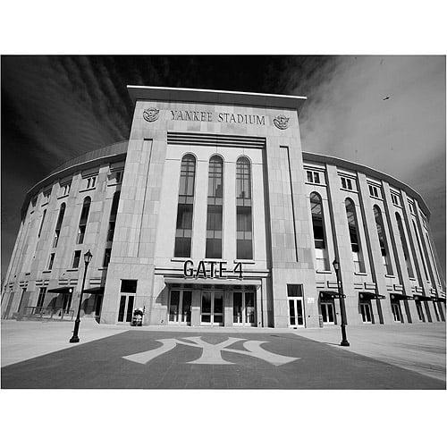 "Trademark Art ""The Stadium"" Canvas Art by Yale Gurney"