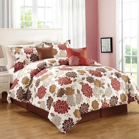 6-Piece Gigi Brick Comforter Set