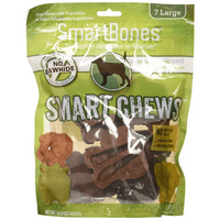 SmartBones SmartChews, Made with Real Chicken, Large 7 Pk