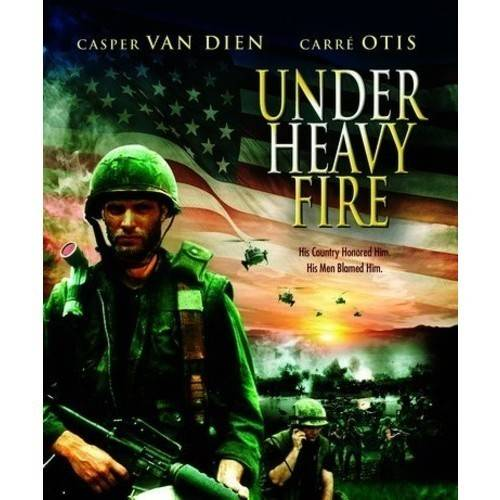 Under Heavy Fire (AKA Going Back) (Blu-ray)