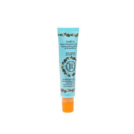 Mandarin Lip Balm - Rosebud Perfume Company Mandarin and Rose Lip Balm Tube, 0.5 oz