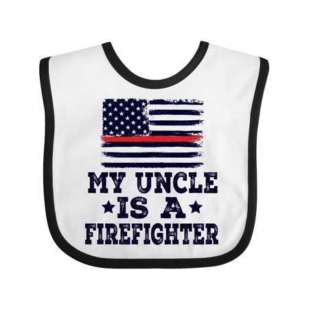 Firefighter Uncle Fireman Nephew Baby